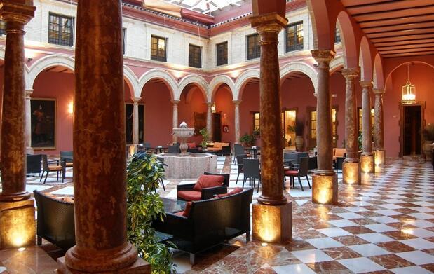 Noche para dos en Hotel Santo Domingo 4*