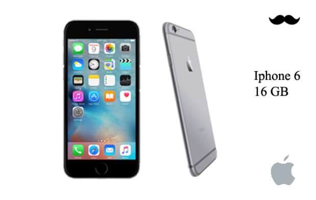 Iphone 6 16GB Reacondicionado