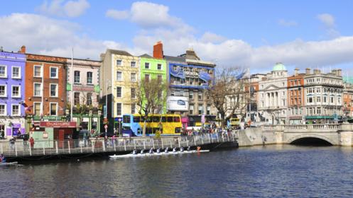 Escapada a Irlanda: 4 noches en hotel + vuelos