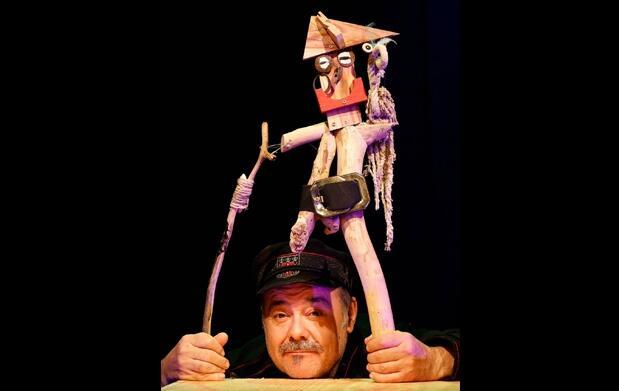Marionetas infantiles La Isla del Tesoro