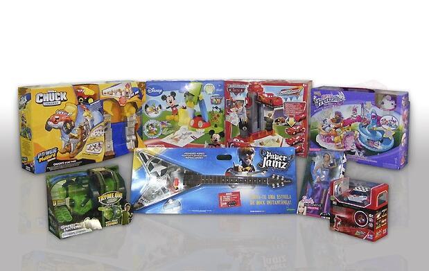 ¡Tus juguetes al mejor precio!