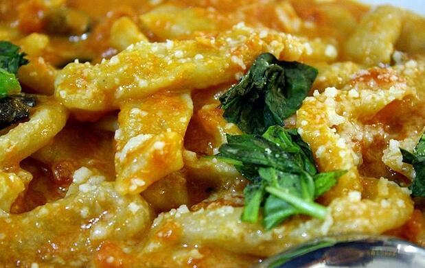 Menú italiano para dos en Nervión