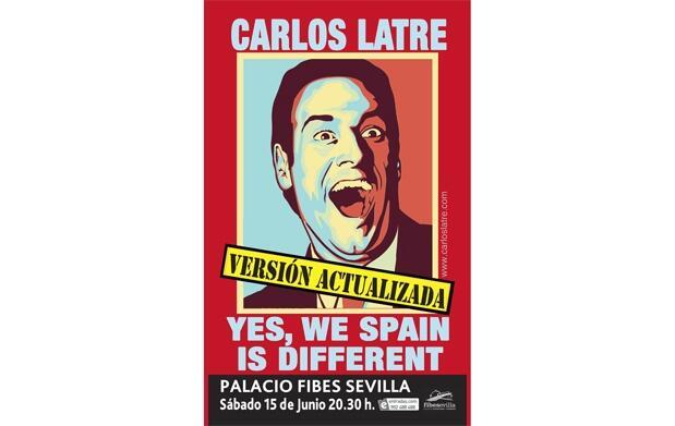 Noche de humor con Carlos Latre