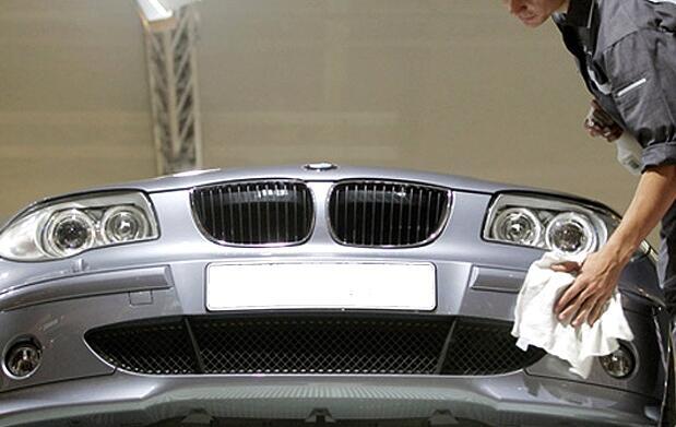 Lavado interior y exterior de coche