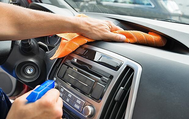 Lavado a mano de coche