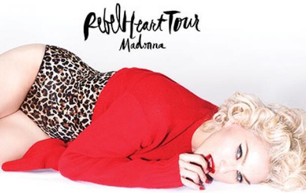 Concierto Madonna en Barcelona