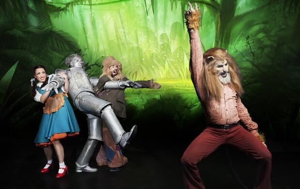 Entradas para el musical El Mago de Oz