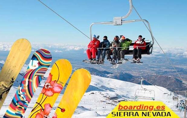 Alquiler de esquí o snow a pie de pista