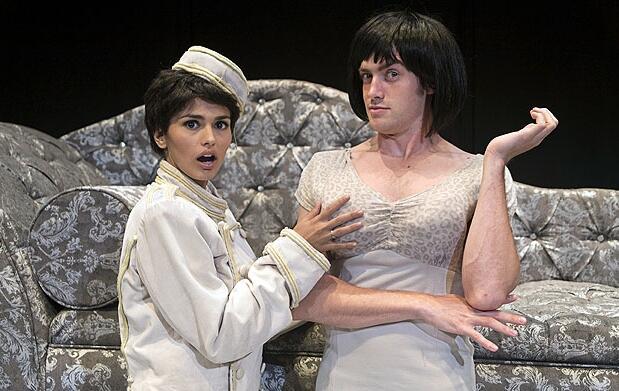 Teatro Lo que vio el mayordomo