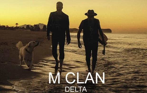 M Clan en concierto