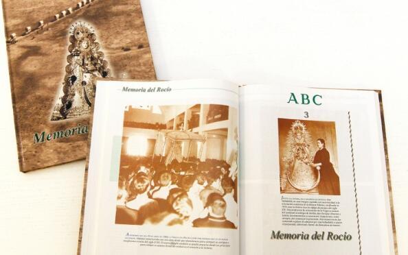 """Libro """"Memoria del Rocío"""""""