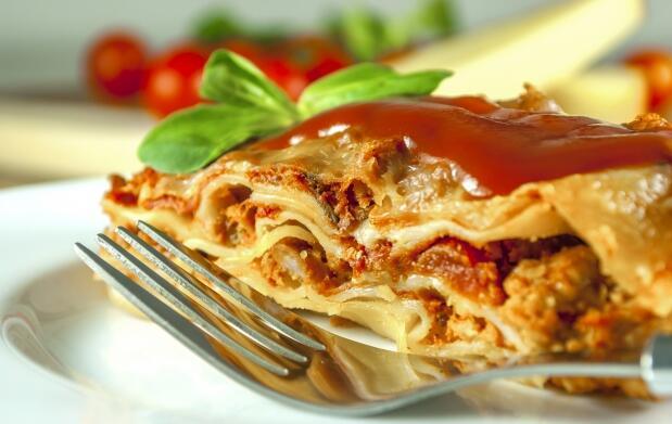 Menú italiano para dos en el centro