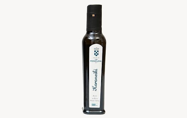 12 botellas gourmet aceite virgen extra