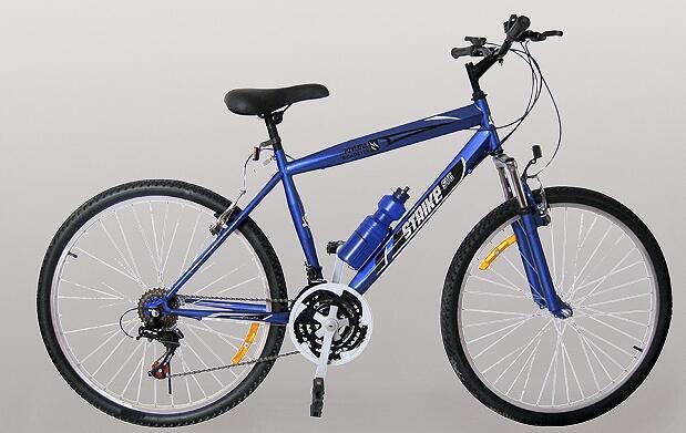 Mountain Bike modelo Strike o Ride