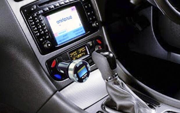 MP3 de 2GB para tu coche