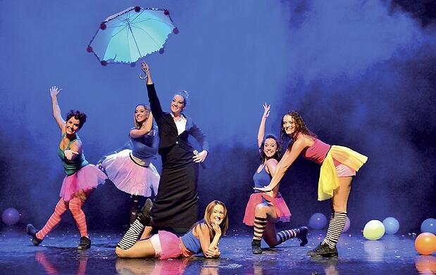 Musical La nueva Mary Poppins