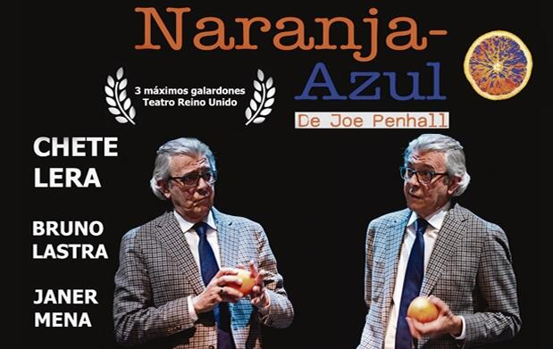 Teatro Naranja azul