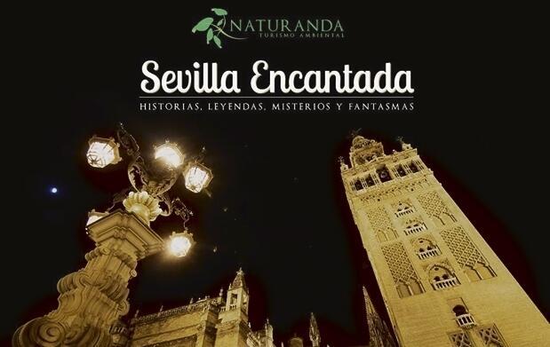 Ruta nocturna por la Sevilla Encantada