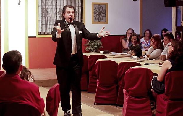 ¡Ven a  Sevilla de Ópera!