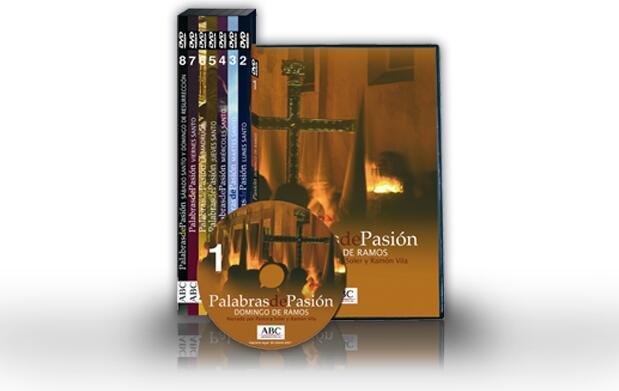 Colección DVD´s Palabras de Pasión