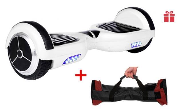 Smart skate-monopatin eléctrico inteligente