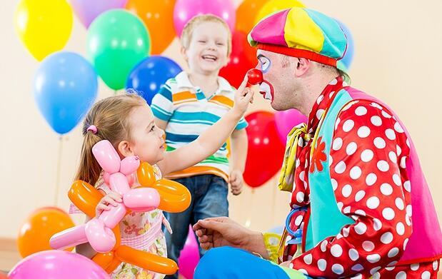 Animación cumpleaños y comuniones