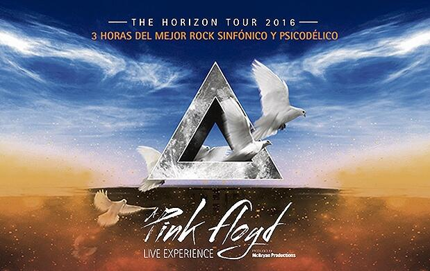 A Pink Floyd Live Experience. Entrada VIP