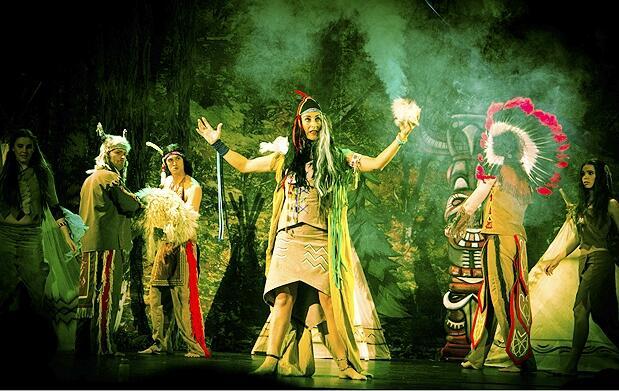 Pocahontas El Musical