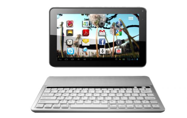 "Tablet 3G 9"" + Teclado Bluetooth Prixton"