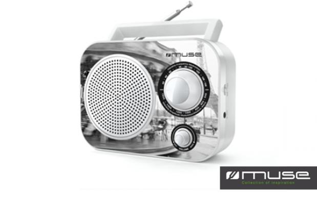 Radio diseño vintage
