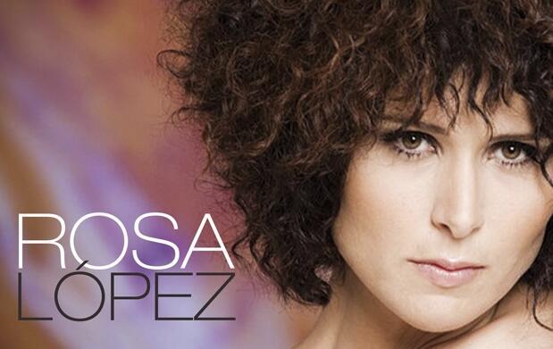 Rosa López en concierto