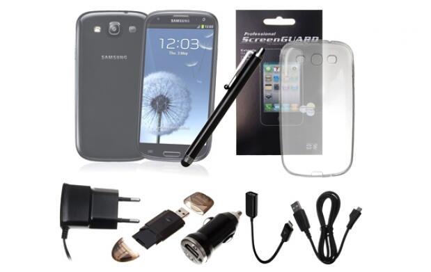 Accesorios para Samsung Galaxy SIII