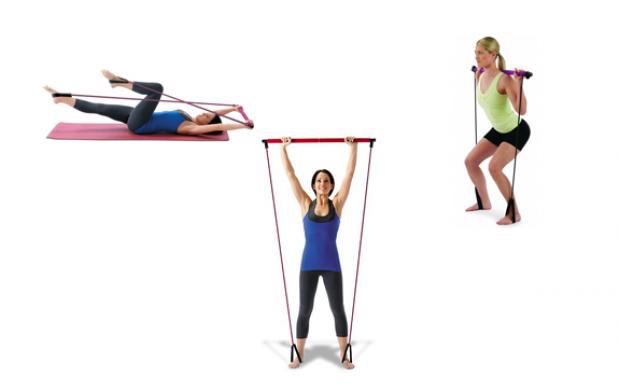 Set estudio Pilates