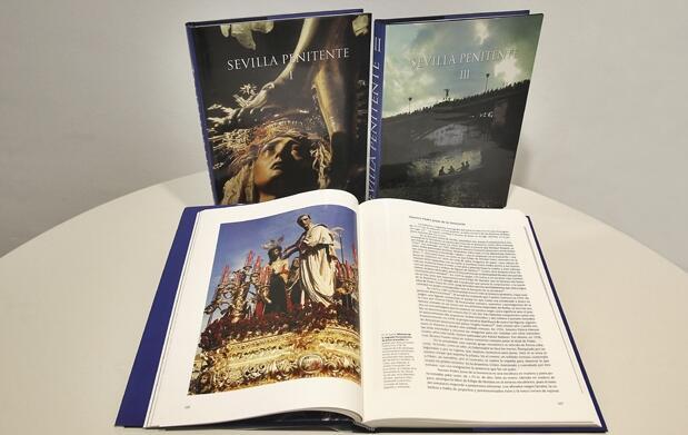 Colección de tomos Sevilla Penitente