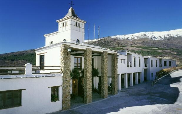 Escapada de lujo a la Alpujarra