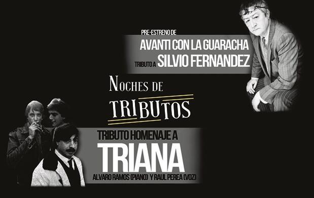 Noche de tributos: Silvio + Triana