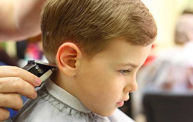 3 cortes de pelo para caballero o niño
