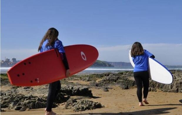 Escapada Surf a Asturias