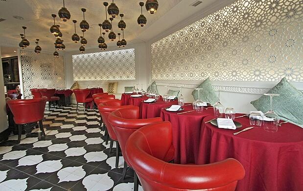 Cena para 2 personas en el Alfonso XIII.