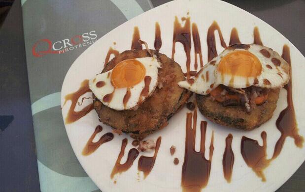Tapeo gourmet para dos en Qcross Viapol