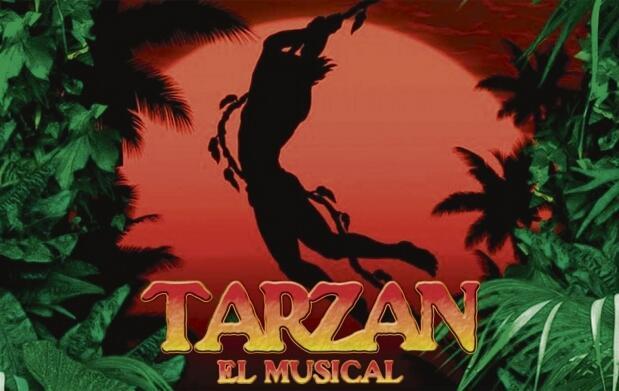 """Tarzán, el Musical"""