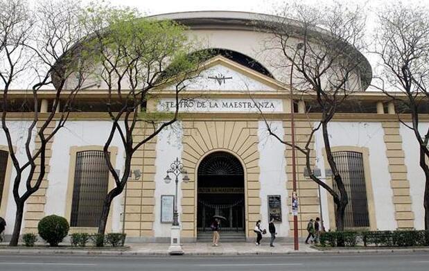 Visita guiada Teatro de la Maestranza