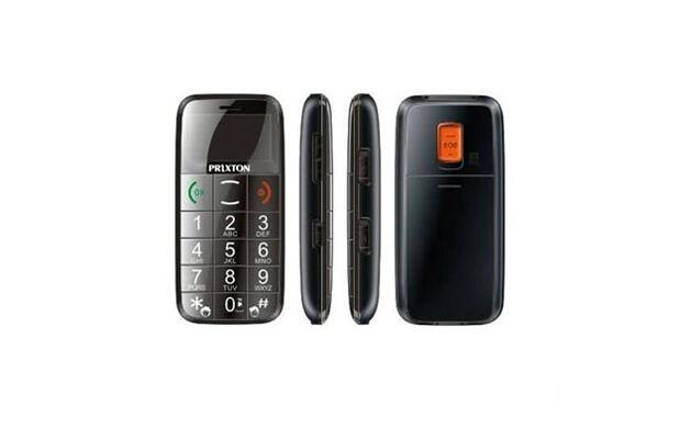 Teléfono libre senior M11 Prixton