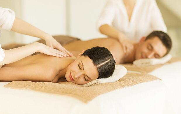 Ritual oriental con masaje