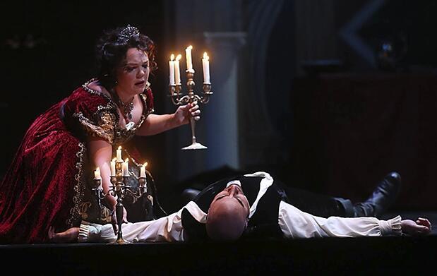 Entradas Ópera Tosca