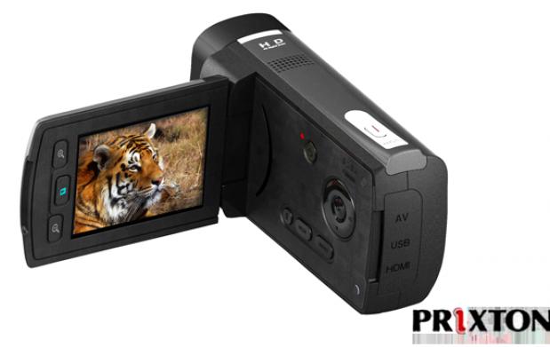 Videocámara Prixton HD500