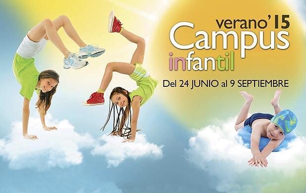 Día de campamento para niños