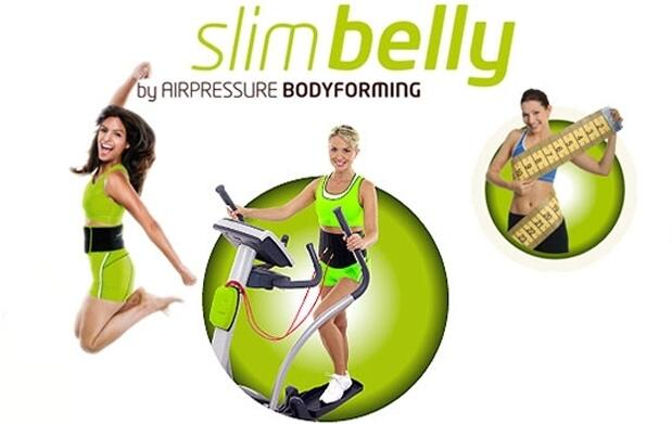 12 sesiones reductoras Slim Belly
