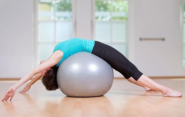 Un mes de pilates o yoga