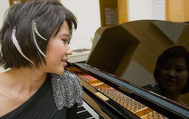 Entradas concierto de piano de Yuja Wang